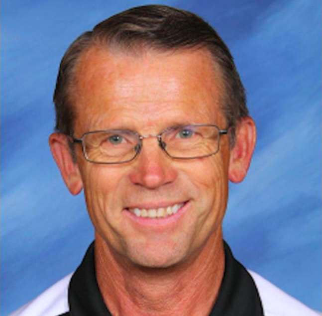 Robert Crosland, a junior high science teacher in Preston, Idaho, is being investigated after he reportedly fed a puppy to a snapping turtle in front of students. (Preston School District)