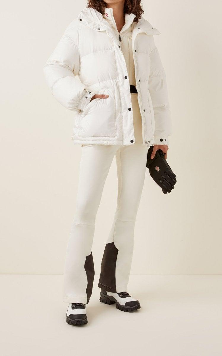 <p>This cozy <span>Perfect Moment Oversized Belted Puffed Parka</span> ($680) is perfect for the slopes.</p>