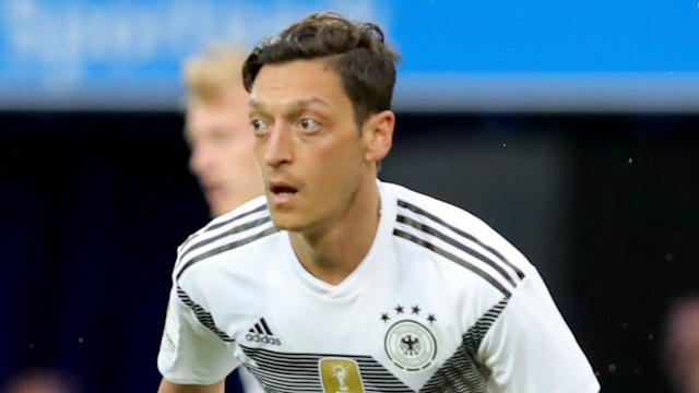 Draxler is confident that the Arsenal midfielder will deliver again for Germany in this World Cup, despite uncertainty around his starting place