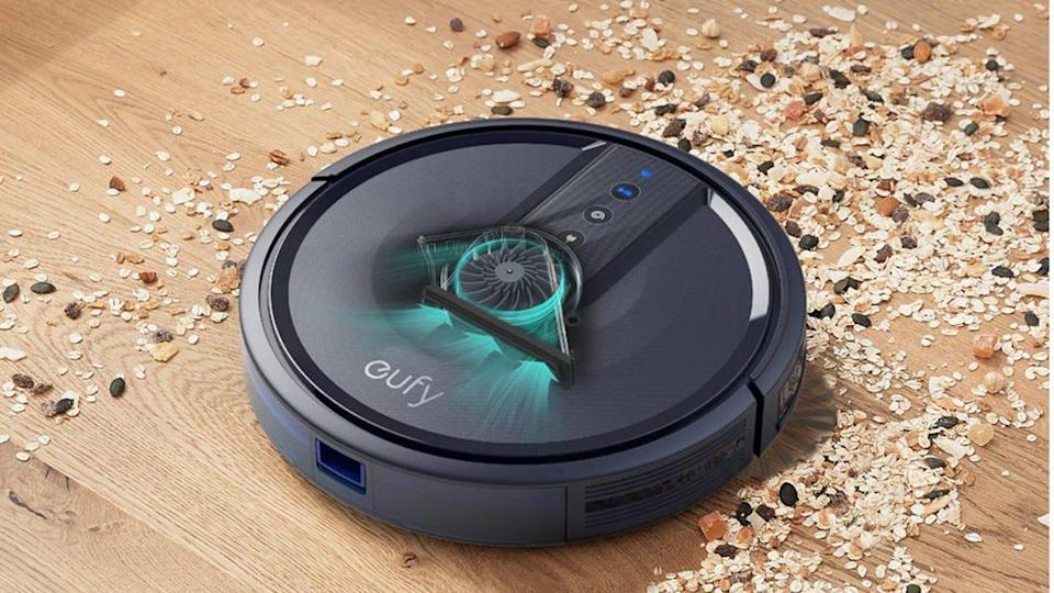 Best Valentine's Day gifts for men: Eufy RoboVac 11S.