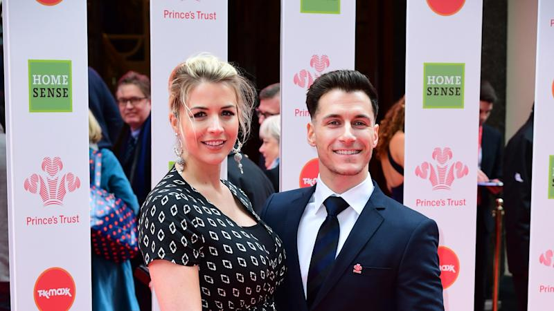 <p>The former Emmerdale star paid tribute in a post to Instagram.</p>
