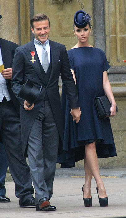 david victoria beckham kate william wedding z