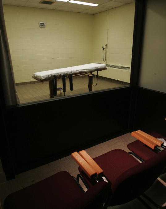 America recorded the lowest level of executions since 1991 (Picture: REX Features)