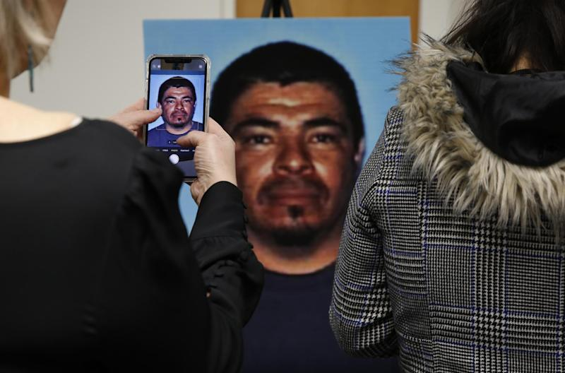 Paul Perez has been killed with five counts of murder: AP