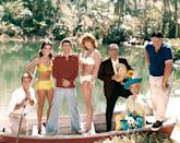 <p>The '60s were a time to be alive, thanks to the <strong>Gilligan's Island</strong> babes.</p>