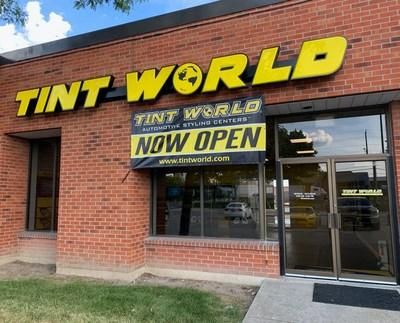 Tint World® National Automotive Styling Centers™ continues its growth in Canada with the opening of the leading auto accessory and window tinting franchise's third Toronto-area location.