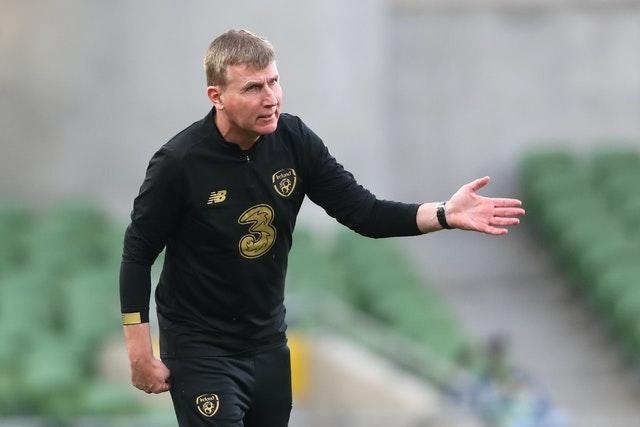 Republic manager Stephen Kenny