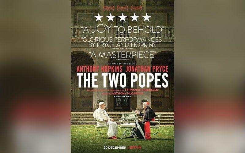 'The Two Popes' gets December release date on Netflix