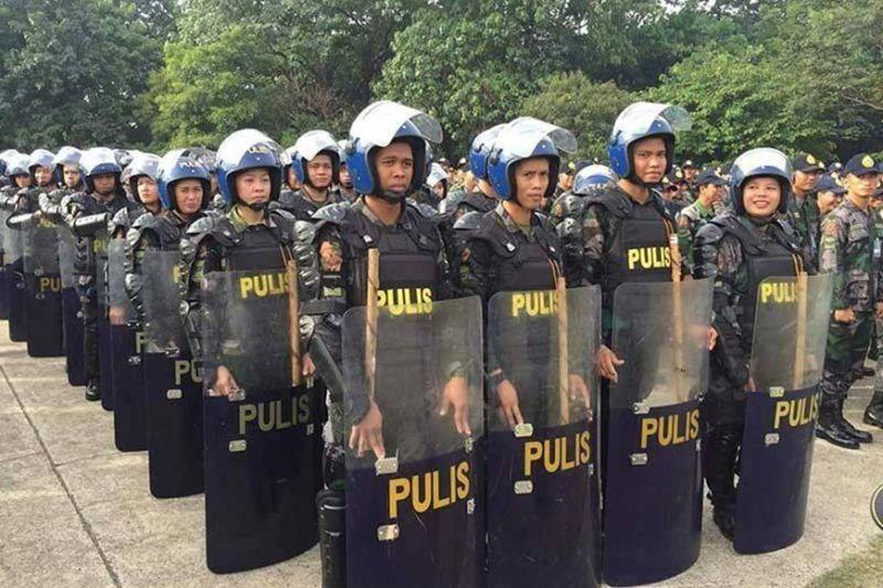 PNP goes on full alert for SEA Games