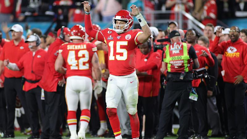 Defending Super Bowl champions Chiefs host Texans in NFL season opener
