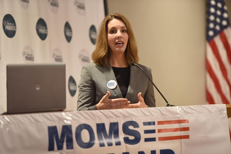 Shannon Watts, founder of Moms Demand Action.