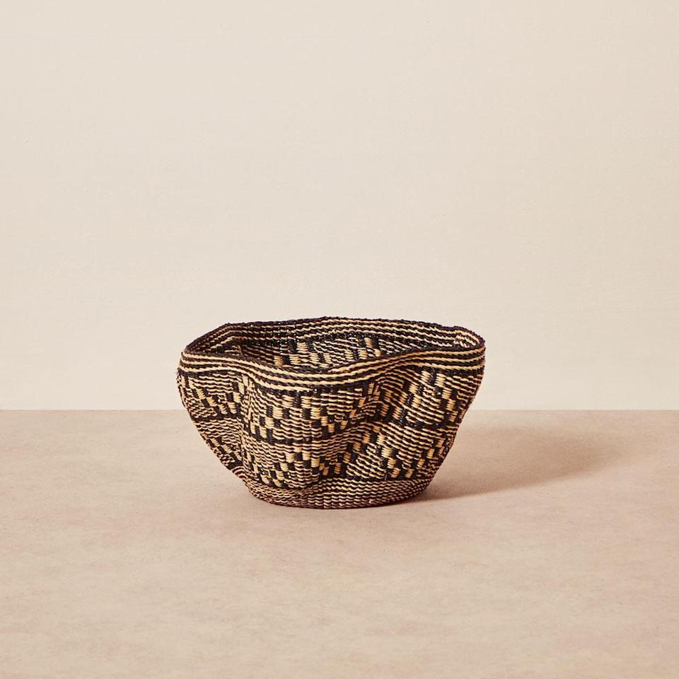 """<h2>Goodee</h2><br>We were already head over heels for the Canadian retailer's impeccable selection of handmade home goods — its ethical B-corp status is just icing on the cake. After founding the acclaimed brand WANT Les Essentiels, twin brothers Byron and Dexter Peart launched the marketplace in 2017, focusing exclusively on artisans and products that make a positive social or environmental impact.<br><br><em>Shop <strong><a href=""""https://www.nordstrom.com/brands/goodee"""" rel=""""nofollow noopener"""" target=""""_blank"""" data-ylk=""""slk:Goodee"""" class=""""link rapid-noclick-resp"""">Goodee</a></strong></em> <em>at Nordstrom</em><br><br><strong>Goodee</strong> Tiny Pakurigo Basket, $, available at <a href=""""https://go.skimresources.com/?id=30283X879131&url=https%3A%2F%2Fwww.goodeeworld.com%2Fcollections%2Fbest-sellers%2Fproducts%2Ftiny-pakurigo-basket-black-white"""" rel=""""nofollow noopener"""" target=""""_blank"""" data-ylk=""""slk:Goodee"""" class=""""link rapid-noclick-resp"""">Goodee</a>"""
