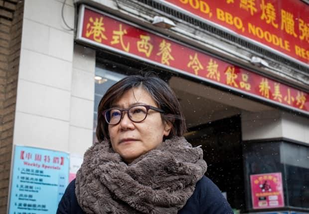 Amy Go, the president of the Chinese Canadian National Council for Social Justice, said she is disappointed the budget didn't include a boost in funding for the federal government's anti-racism strategy.