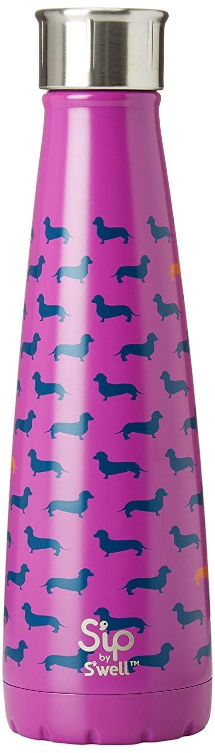 <p>Mini animal advocates will love drinking out of this <span>S'ip by S'well Top Dog Stainless Steel Water Bottle</span> ($20) meant to keep them hydrated all day long! </p>