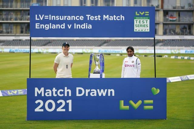 England and India Women played out a draw in their one-off Test in Bristol