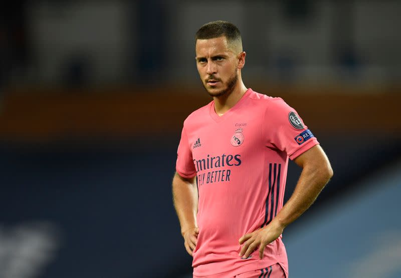 Hazard likely to miss out for Belgium again