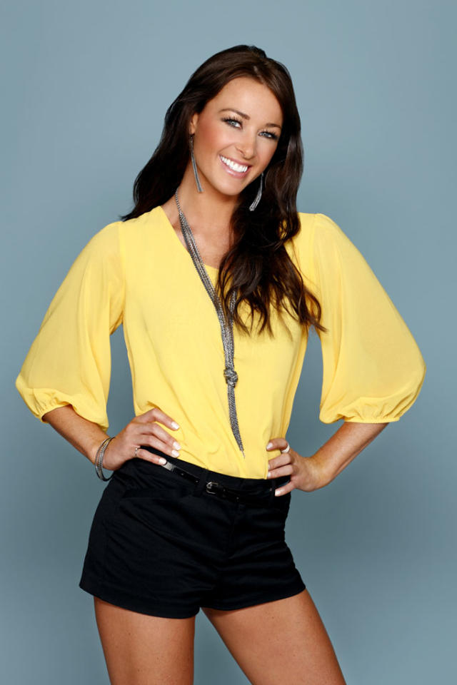 """<b>JAMIE OTIS (""""The Bachelor"""" Season 16, Ben Flajnik)<br><br></b>The last time we saw Jamie, she had an awkward kiss with Ben before being sent home. Jamie has made a lot of changes since she has been on the show. She was the mother figure to her siblings and when she got home, she realized that her siblings were growing up and can live without her. For once, she is living her life as her own. Jamie thinks Jaclyn is toxic."""
