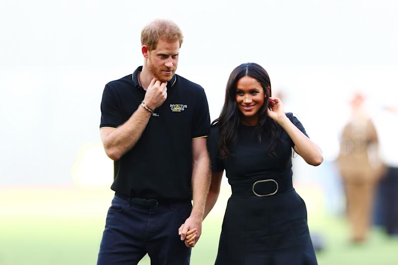 Prince Harry and Meghan Markle's Neighbors Received Super-Strict Instructions About Behaving Around Them