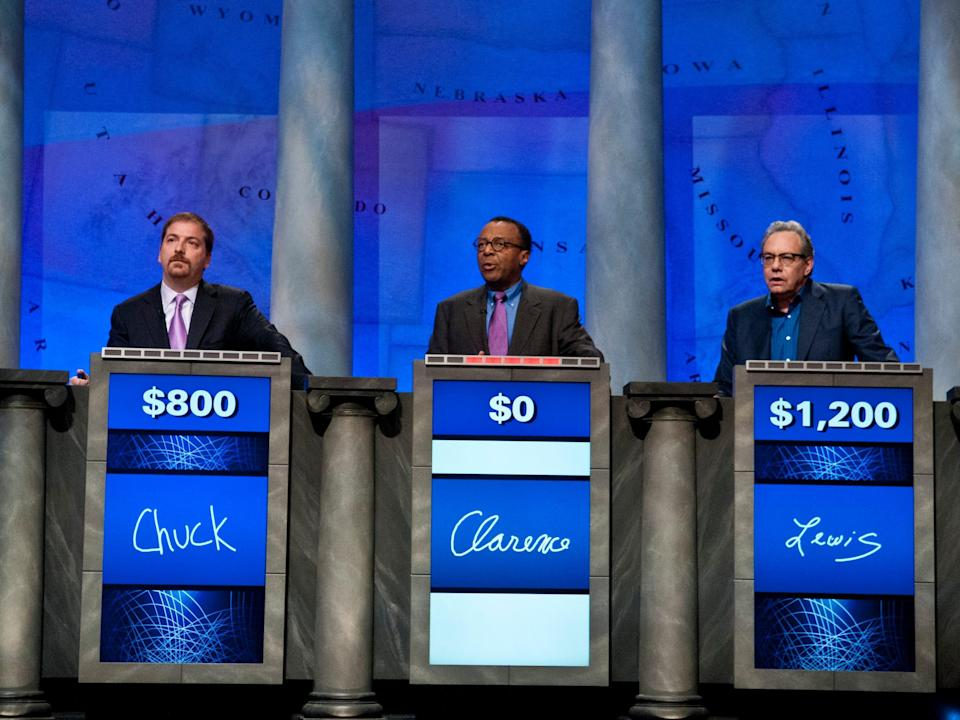 game show contestants contestant jeopardy tv jeopardy!