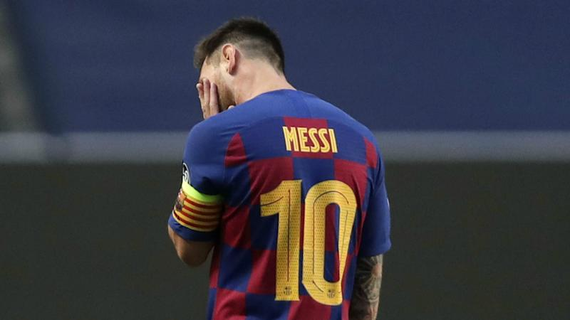 Barca presidential candidate Font says Messi will only stay if Bartomeu quits