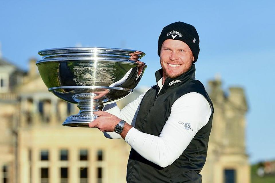 Danny Willett won by two shots at St Andrews (PA Wire)