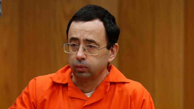 First Male Gymnast Accuses Larry Nassar Of Sexual Abuse
