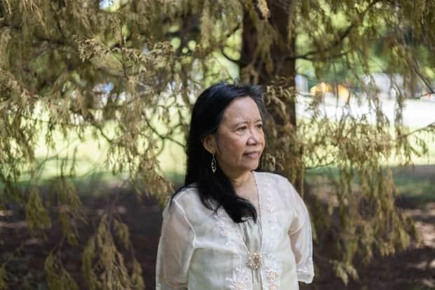 UBC professor Leonora Angeles says many Filipinos have names that were concocted to honour their parents or their place in their family lineage. (Gian Paolo Mendoza/CBC - image credit)