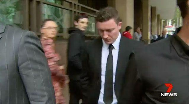 Chadwick will serve seven years' jail. Source: 7 News