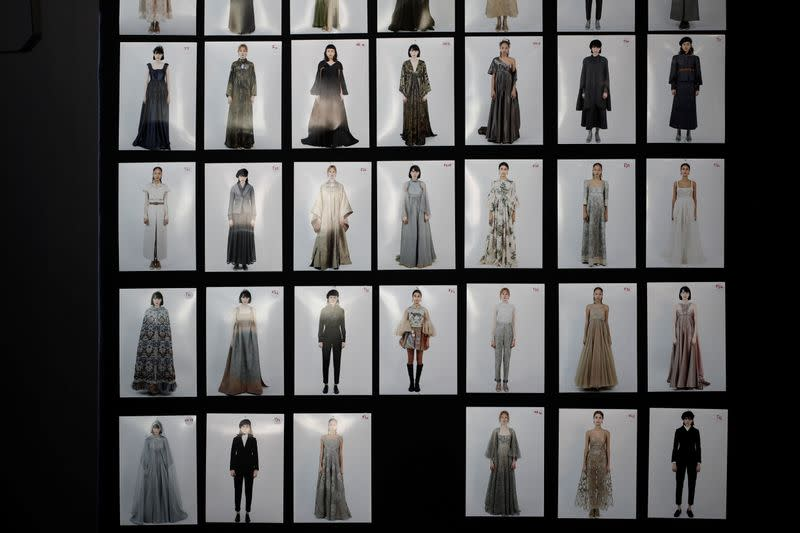 Dior unveils Haute Couture collection in digital show