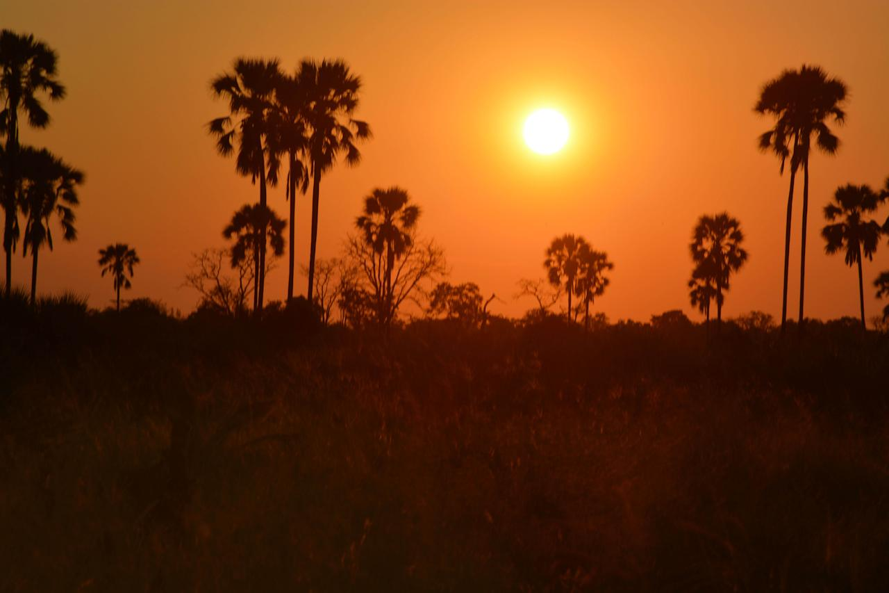 Platz: 14. Land: Botswana. (Bild-Copright: Charmaine Noronha/AP Photo)