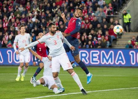 Soccer - Euro 2020 Qualifier - Norway v Spain - Group F