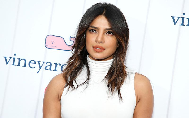 Priyanka Chopra attends Vineyard Vines for Target Launch at Brookfield Place in May 2019 in New York City. (Photo: John Lamparski/Getty Images)