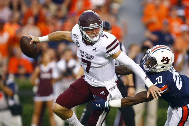 Brian Maurer is the key to beating Mississippi State