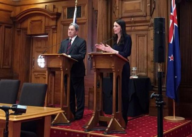 New Zealand First leader Winston Peters to become deputy PM, foreign minister