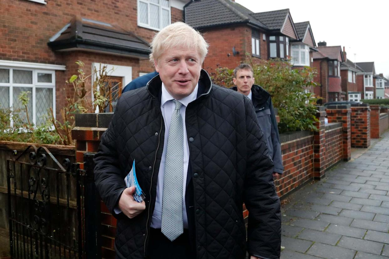 Prime Minister Boris Johnson: Getty Images