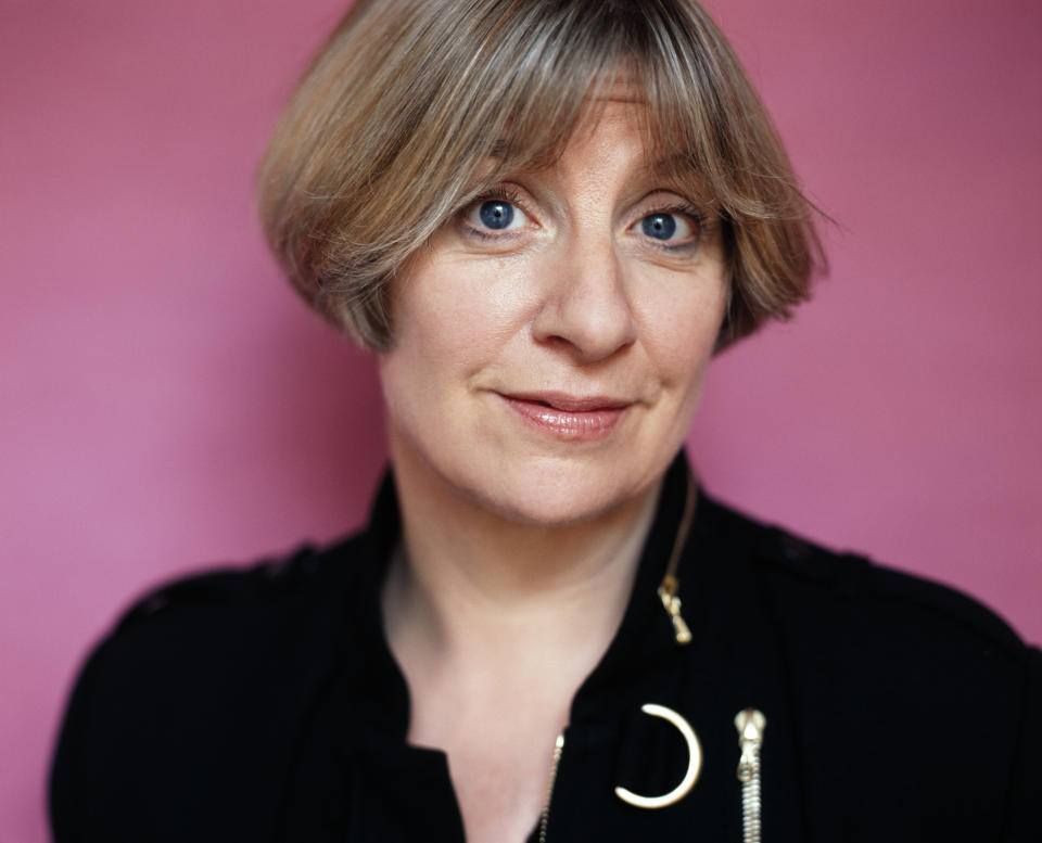English actress, comedienne and writer Victoria Wood, London, November 2003. (Photo by Donald Maclellan/Getty Images)
