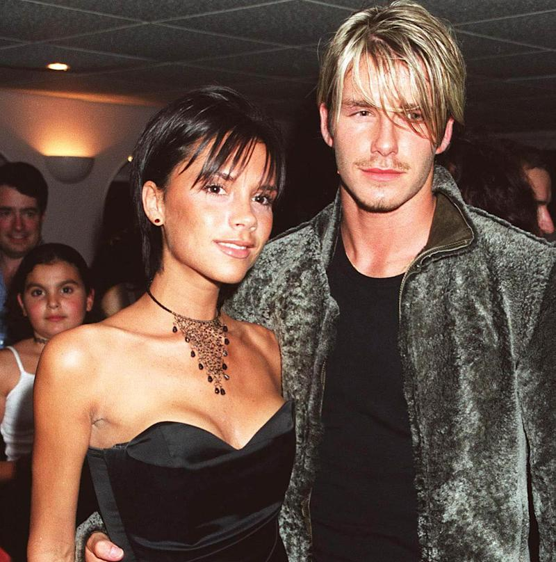 Posh and Becks have been together for 20 years. Photo: Getty Images