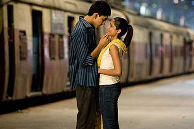 """<p><em>Slumdog Millionaire </em>is a modern epic—with a love story woven in. The movie, which won the Academy Award for Best Picture in 2009 (among other awards), is the story of one young man's journey from the slums of Mumbai to the stage of India's version of <em>Who Wants to Be a Millionaire</em>. Jamal's (Dev Patel) goal, along the way, is reuniting with his childhood love, Latika (Freida Pinto). You'll be rooting for them at every juncture. <br></p><p><a class=""""link rapid-noclick-resp"""" href=""""https://www.amazon.com/gp/video/detail/amzn1.dv.gti.bea9f74a-58fe-9921-3f22-f0a13b1f2cc6?autoplay=1&ref_=atv_cf_strg_wb&tag=syn-yahoo-20&ascsubtag=%5Bartid%7C10072.g.33383086%5Bsrc%7Cyahoo-us"""" rel=""""nofollow noopener"""" target=""""_blank"""" data-ylk=""""slk:Watch Now"""">Watch Now</a></p>"""