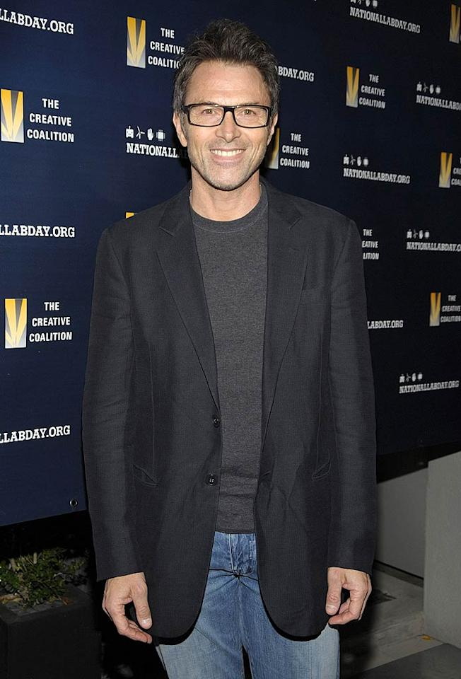 """March 1: Tim Daly turns 55 John M. Heller/<a href=""""http://www.wireimage.com"""" target=""""new"""">WireImage.com</a> - April 1, 2010"""