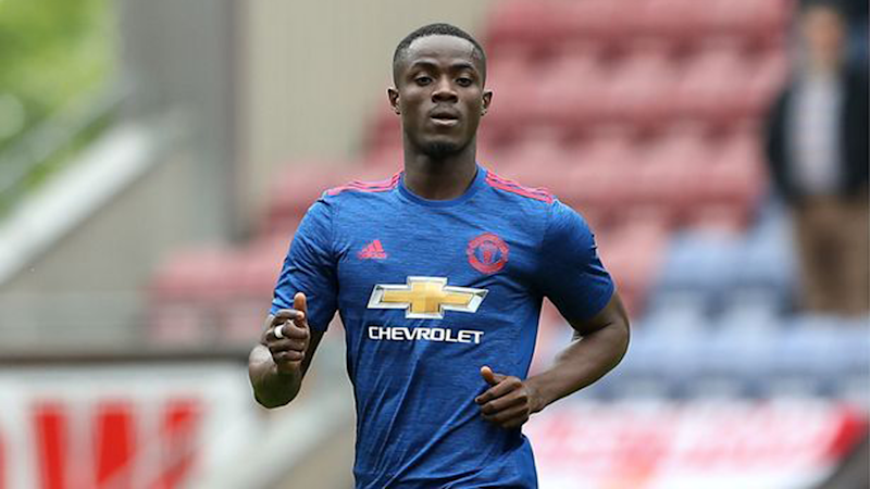 Eric Bailly welcomes competition in Manchester United defence