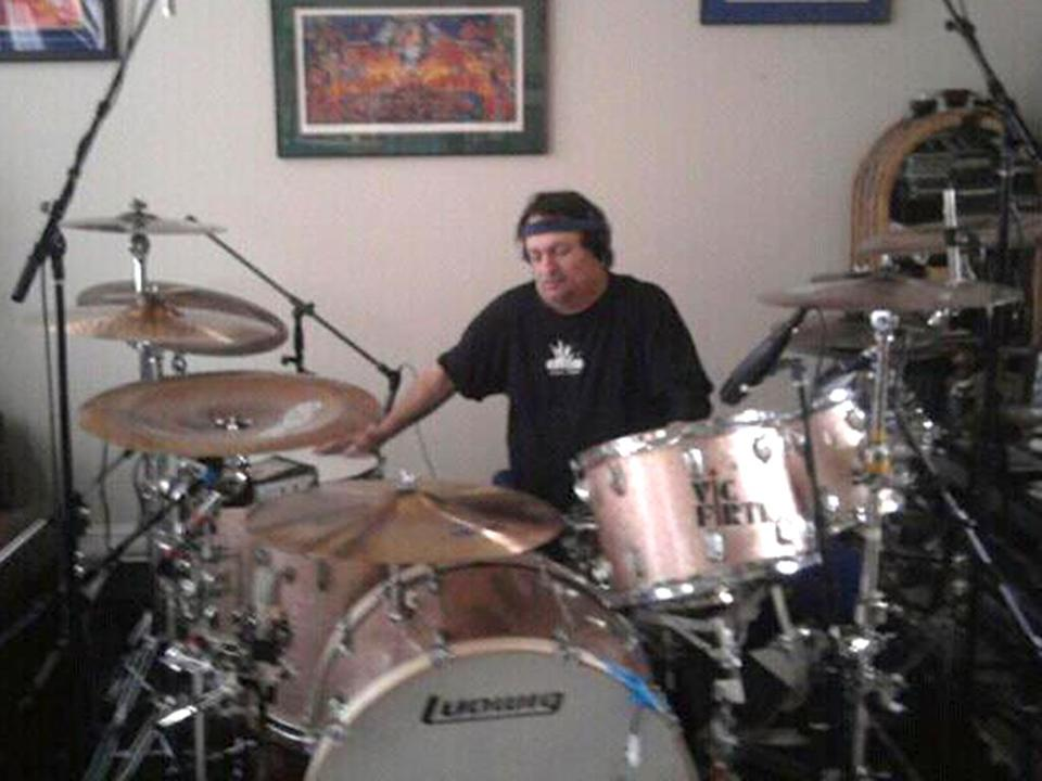 Leonard Haze was the original drummer for the hard rock band Y&T. He died on Sept. 11 after a lengthy battle with chronic obstructive pulmonary disease (COPD). He was 61. (Photo: Facebook)