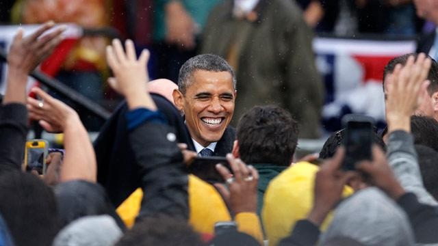 Obama, Democrats Report Raising Record-Smashing $181 Million in September