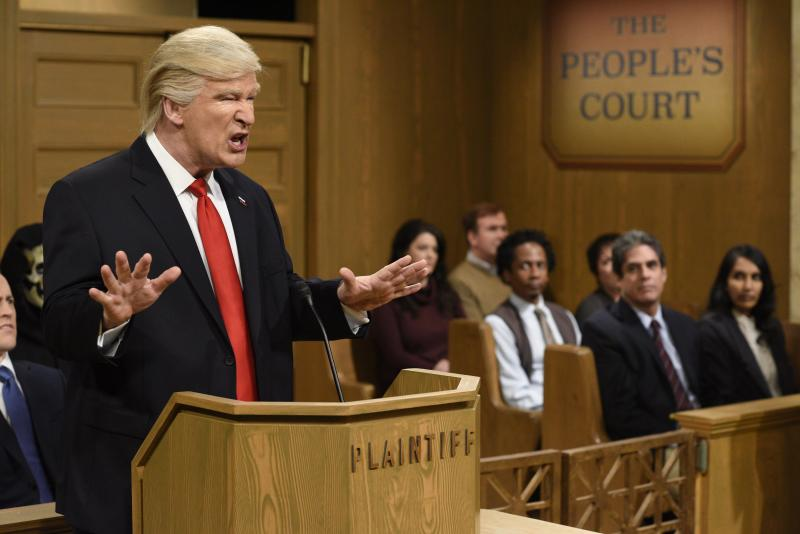 This Is the One Thing Alec Baldwin Likes About Donald Trump