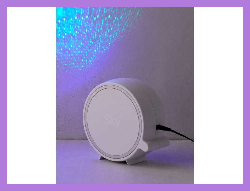 BlissLights Sky Lite Laser Star Projector. (Photo: Urban Outfitters)