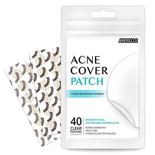 """<p><strong>AVARELLE</strong></p><p>amazon.com</p><p><strong>$8.50</strong></p><p><a href=""""https://www.amazon.com/dp/B075QNC39Q?tag=syn-yahoo-20&ascsubtag=%5Bartid%7C10058.g.33762832%5Bsrc%7Cyahoo-us"""" rel=""""nofollow noopener"""" target=""""_blank"""" data-ylk=""""slk:SHOP IT"""" class=""""link rapid-noclick-resp"""">SHOP IT</a></p><p>We can all agree that pimples are the worst. But with these patches, you can clear them up quicker. The clear, round hydrocolloid stickers are barely noticeable, and they're infused with tea tree oil that helps speed up recovery time. </p>"""
