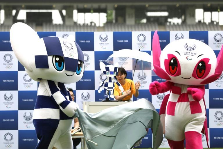 Tokyo wants to wow spectators and athletes with robots, including versions of the Olympic mascots