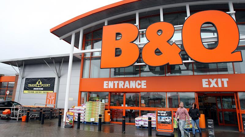 B&Q closing stores on Tuesday as Sports Direct condemned for staying open