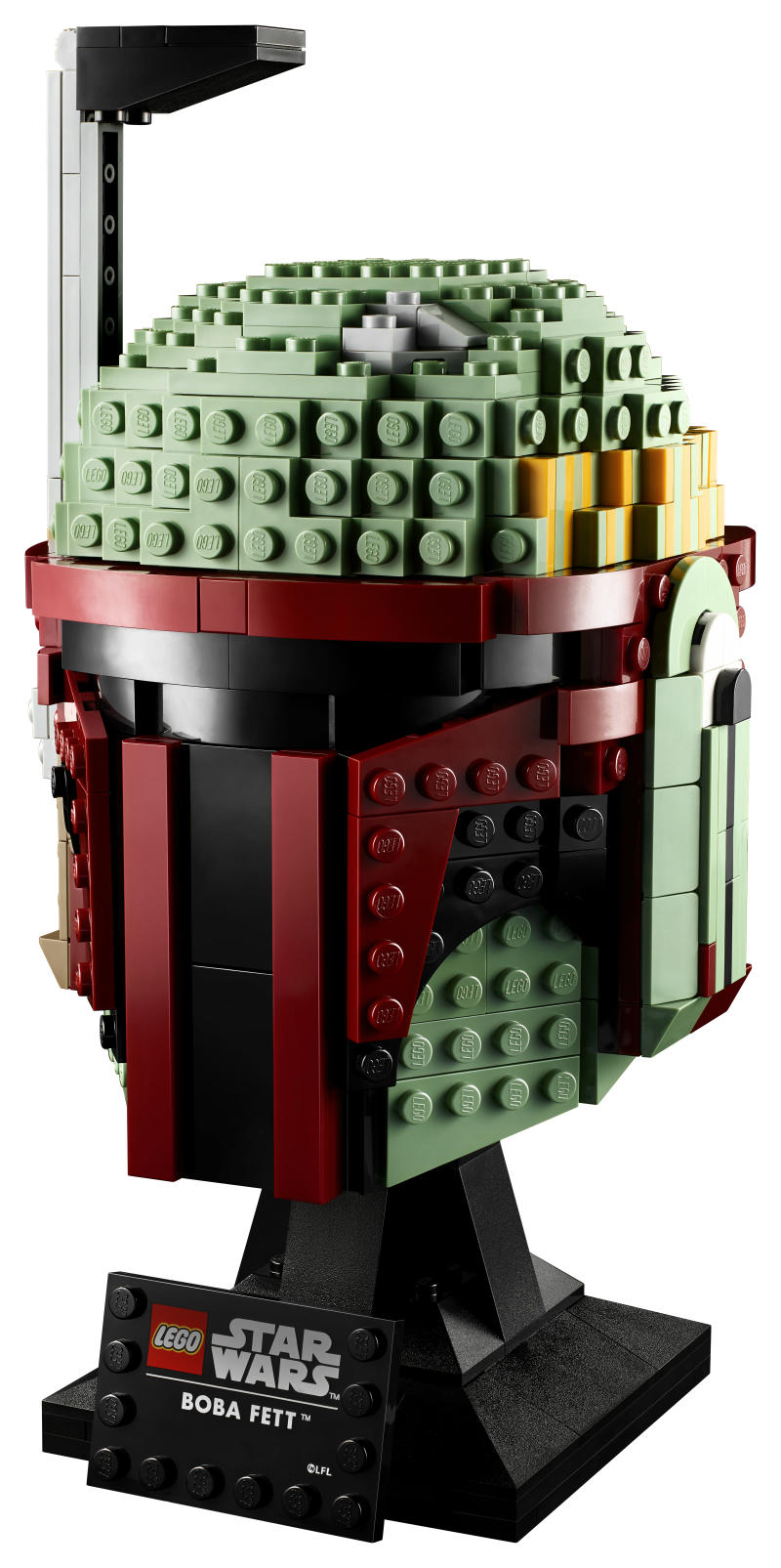 LEGO® Star Wars™ Boba Fett Buildable Model Helmet (LEGO Group)