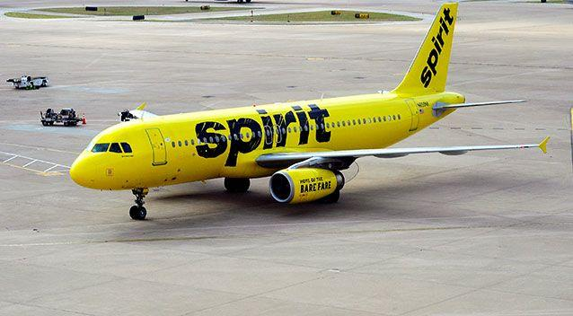 Spirit Airlines. File pic. Source: Getty Images