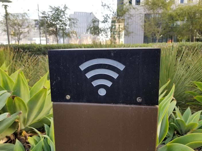 """<p>WiFi was first released to the public in 1997 and led to the development of the 802.11 committee, which evolved into IEEE802.11, referring to """"<a href=""""https://purple.ai/blogs/history-wifi/"""" rel=""""nofollow noopener"""" target=""""_blank"""" data-ylk=""""slk:a set of standards"""" class=""""link rapid-noclick-resp"""">a set of standards</a> that define communication for wireless local area networks (WLANs).""""</p>"""